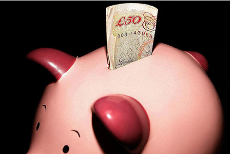 File photo dated 02/01/07 of a piggy bank. Savers in London and the South East are more likely to make the most of their tax-free savings allowance than consumers in other parts of the country, research has indicated. Press association Photo. Issue date: Saturday 19, 2011. Nearly three-quarters of the top 30 local authorities in which people have the most saved in a cash Isa are in London and the South East, according to Halifax. But savers in the Derbyshire Dales have the highest average Isa balances at £10,478, 34% above the UK average of £7,836. See PA story MONEY ISA. Photo creditr should read: Peter Byrne/PA Wire